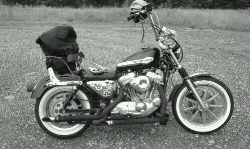 motorcycle roadtrip | MIKE LESLIE PHOTO